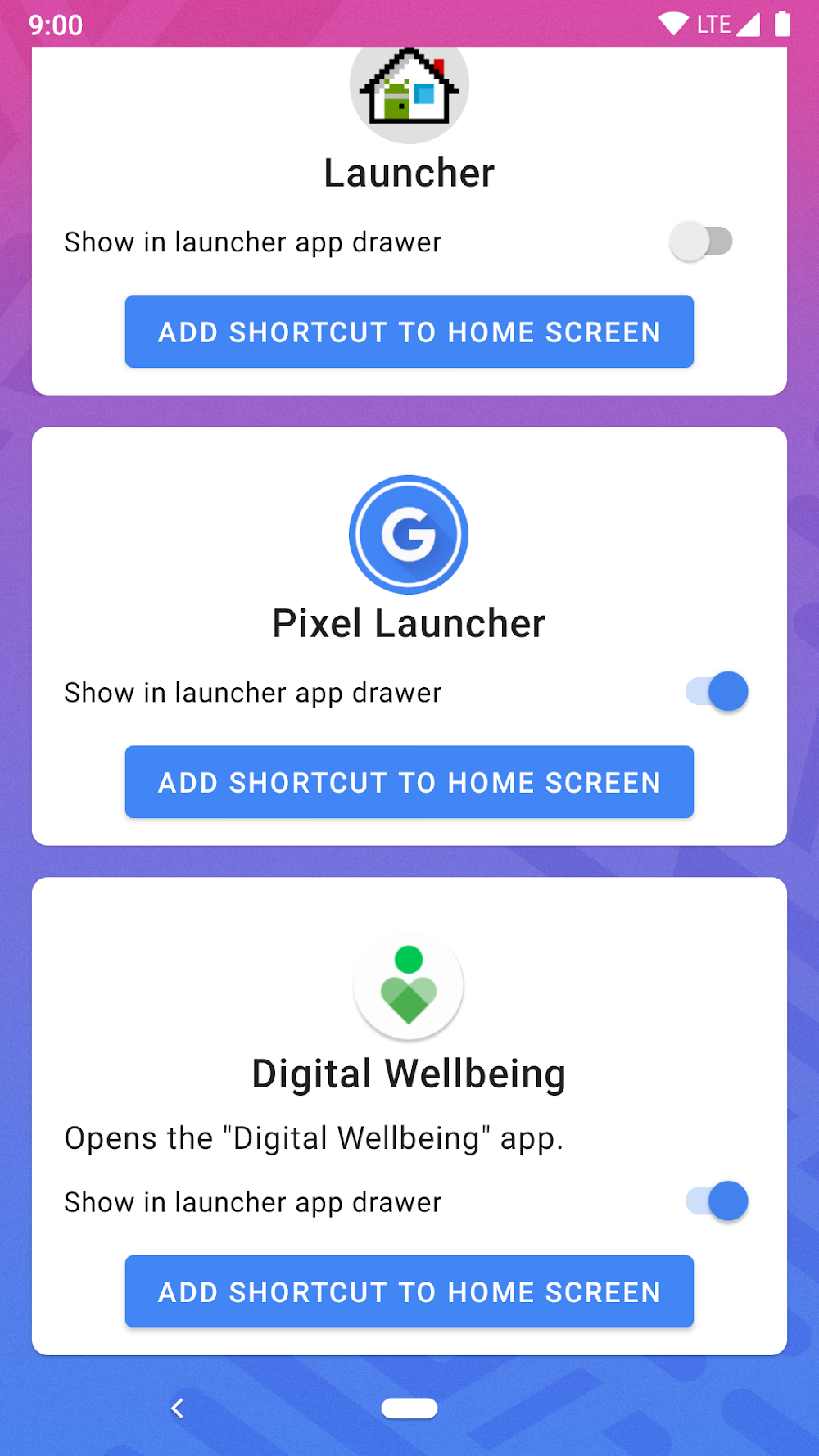 Pixel Shortcuts from Chris Lacy surfaces shortcuts to hidden