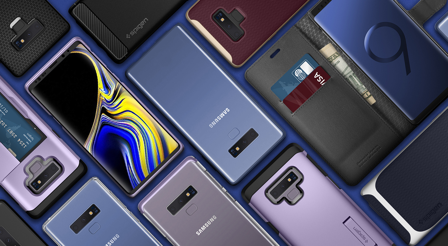 Already Decided On The Galaxy Note 9 Spigen Has You Covered Samsung S7 Edge Carbon Case After Months Of Anticipation And Leaks New Finally Been Announced Unveiled S Pen Feature Packed With