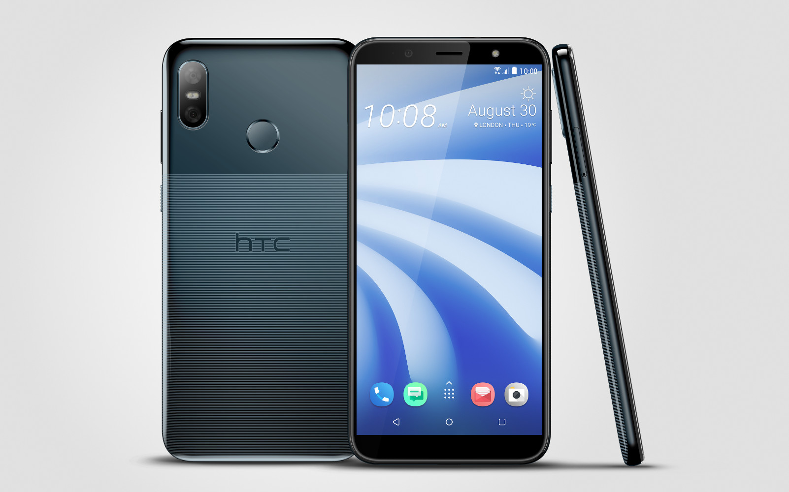 HTC U12 Life vs U12 Plus | Side-by-side comparison