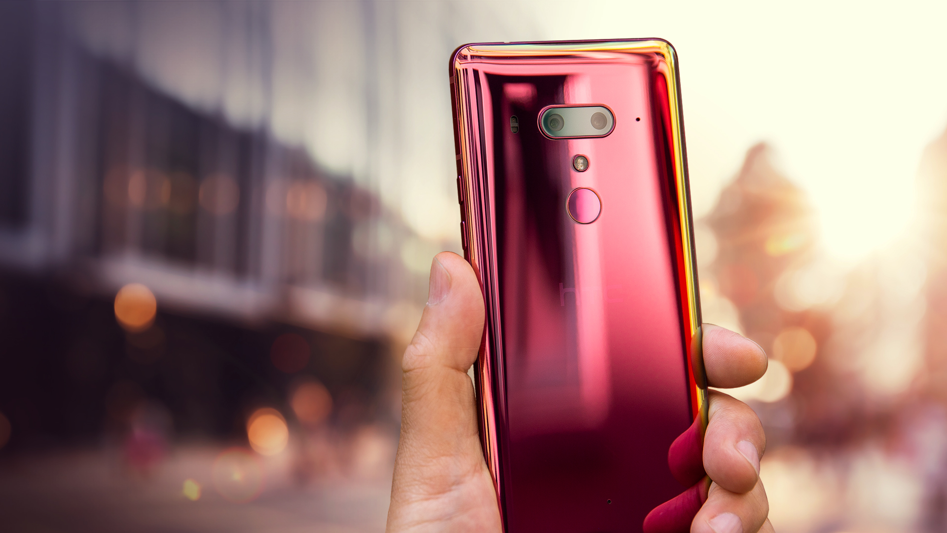 Htc U12 Plus Wallpapers Download All Of Them Here: HTC Opens U.S. Pre-orders For The Flame Red U12+, Ships In