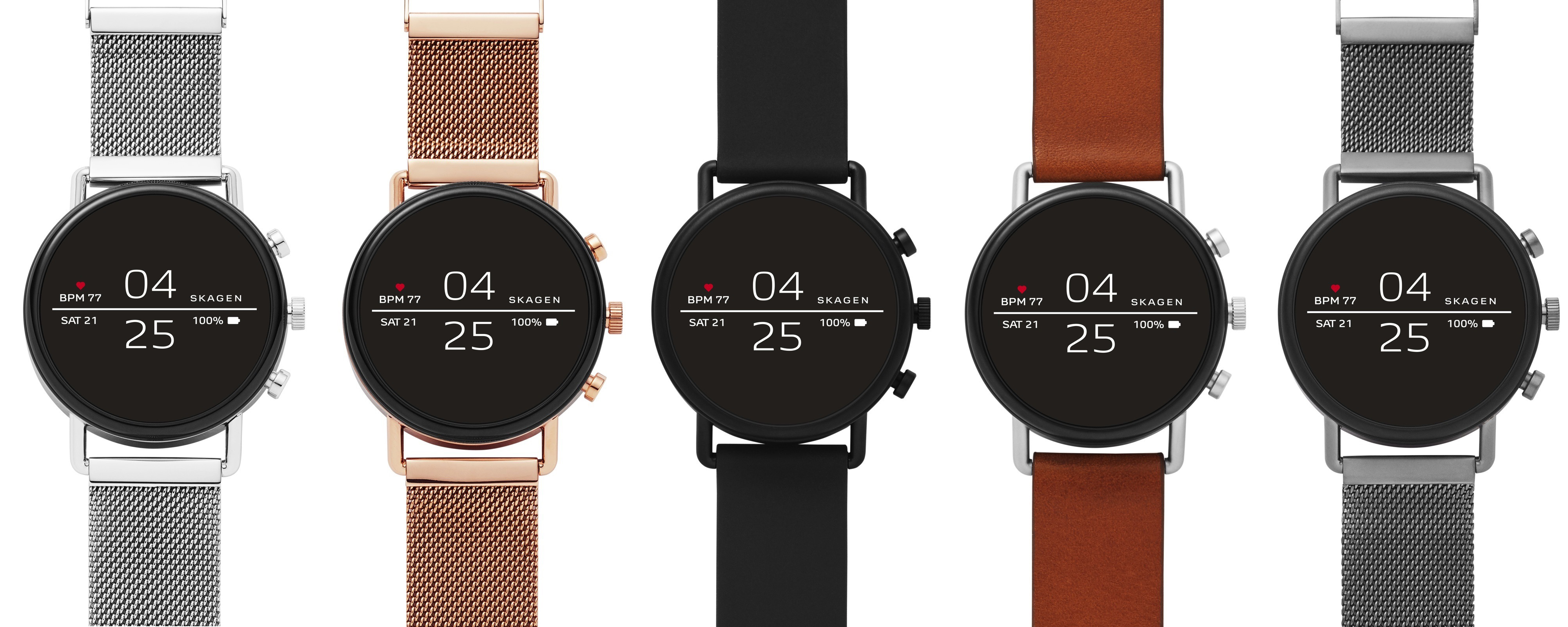 Skagen's Falster 2 Wear OS smartwatch is a steal at just $70 ($225 off)