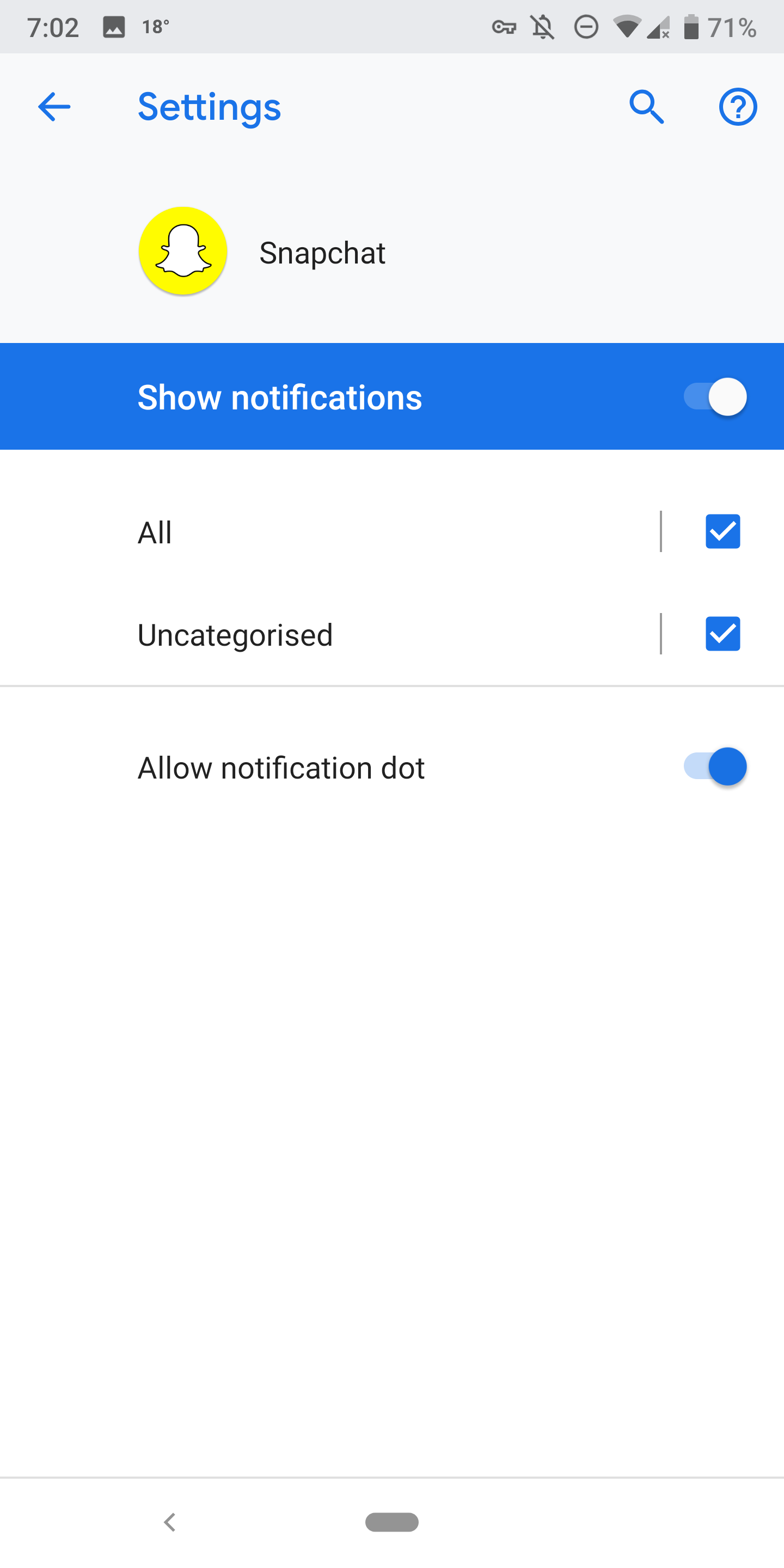 Snapchat 10 40 beta adds an adaptive icon and starts implementing
