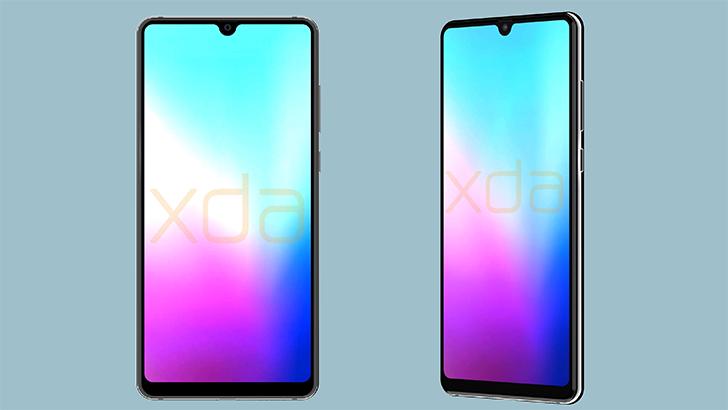 Renders reveal Huawei Mate 20's Essential Phone-like notch