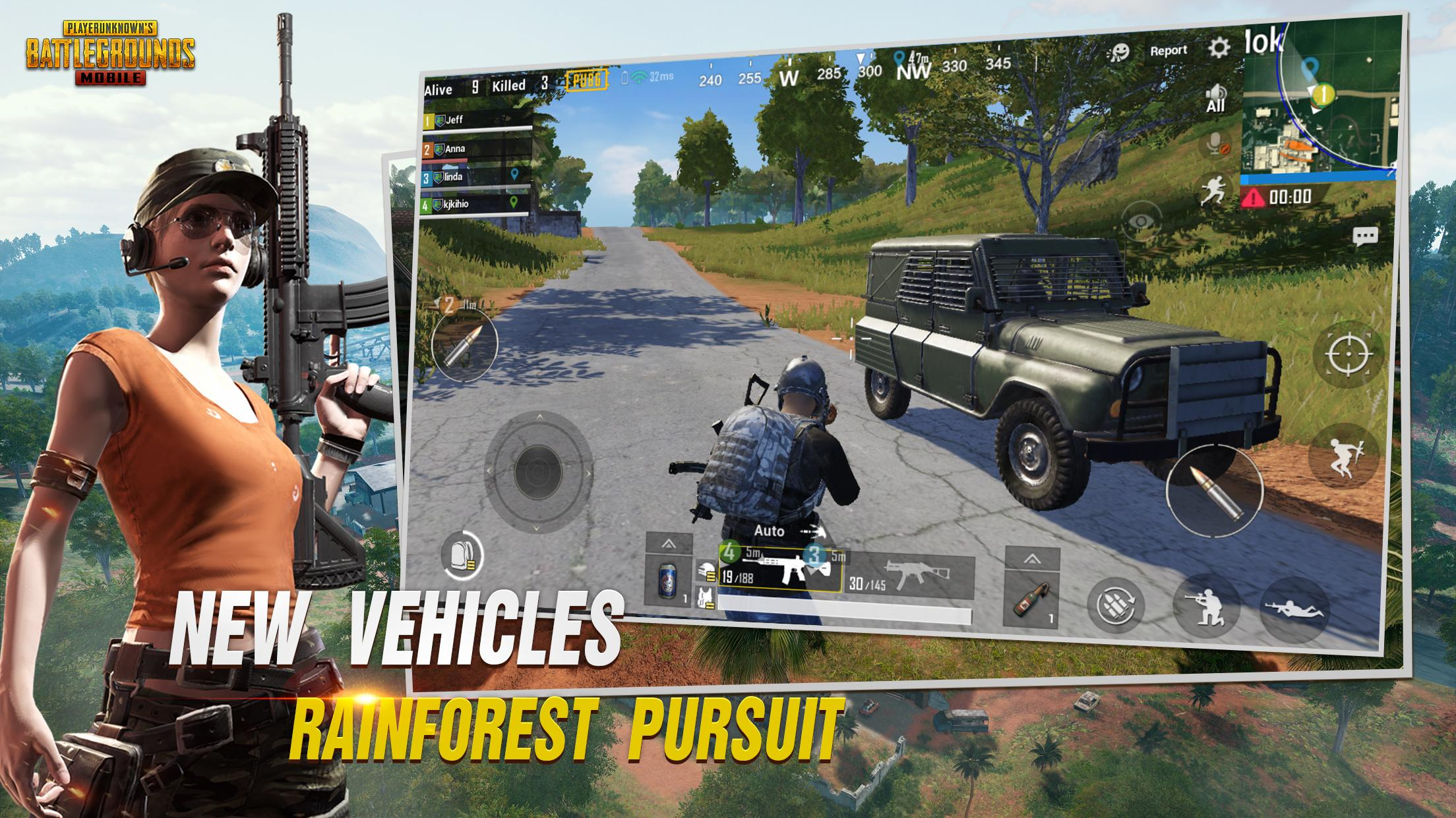 PUBG Mobile v0 8 0 adds Sanhok map, new vehicles, and more