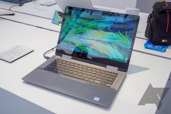 Dell Inspiron 14 hands-on: A powerful 2-in-1 Chromebook that's not just for school