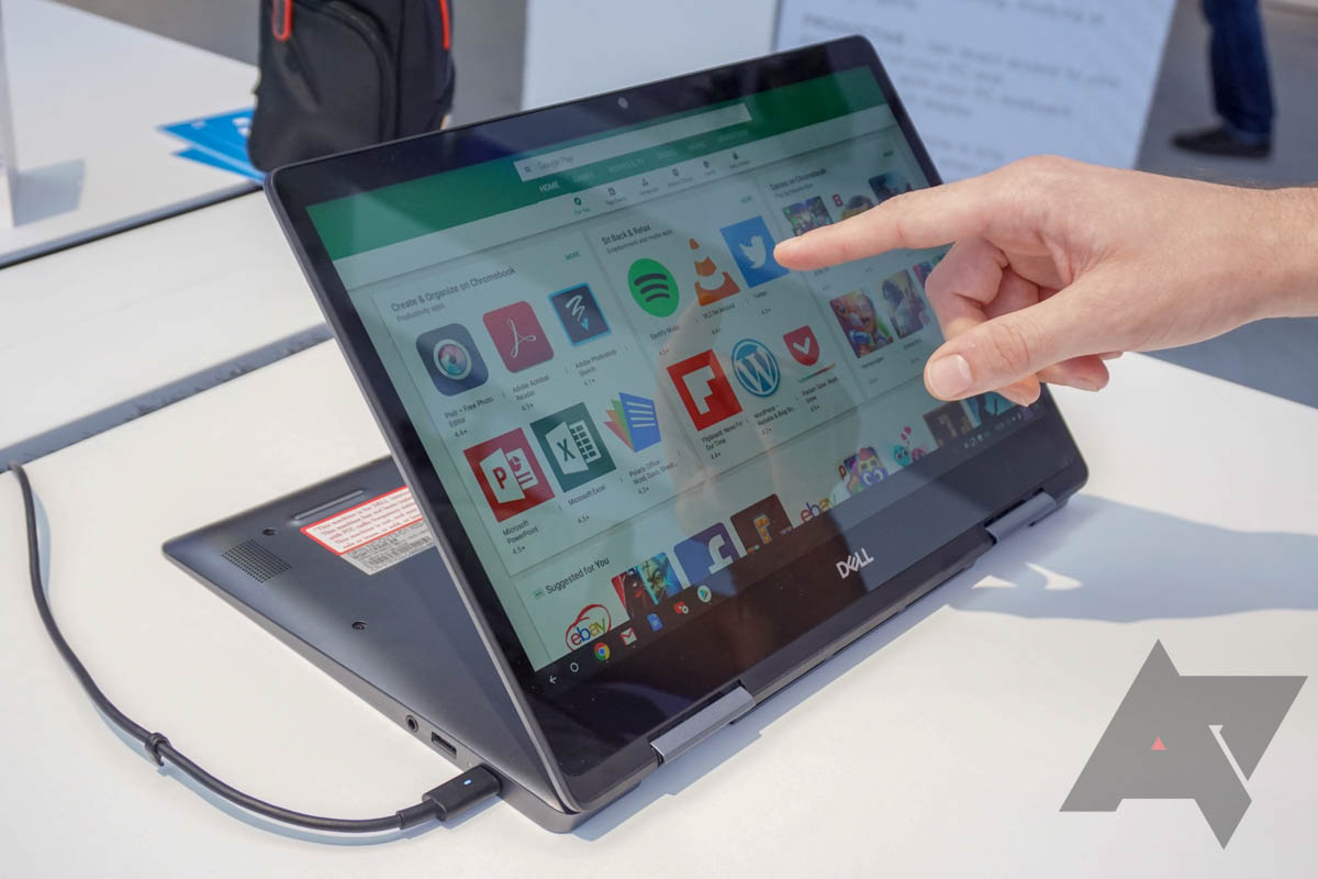 Dell Inspiron 14 hands-on: A powerful 2-in-1 Chromebook
