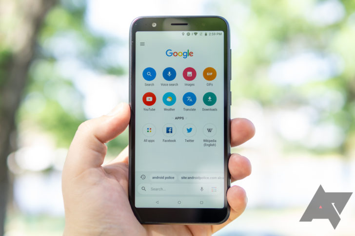 Google Go reaches 100 million Play Store installs, hinting at decent Android Go sales