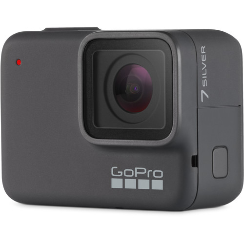 GoPro unveils Hero7 line with enhanced image stabilization, live
