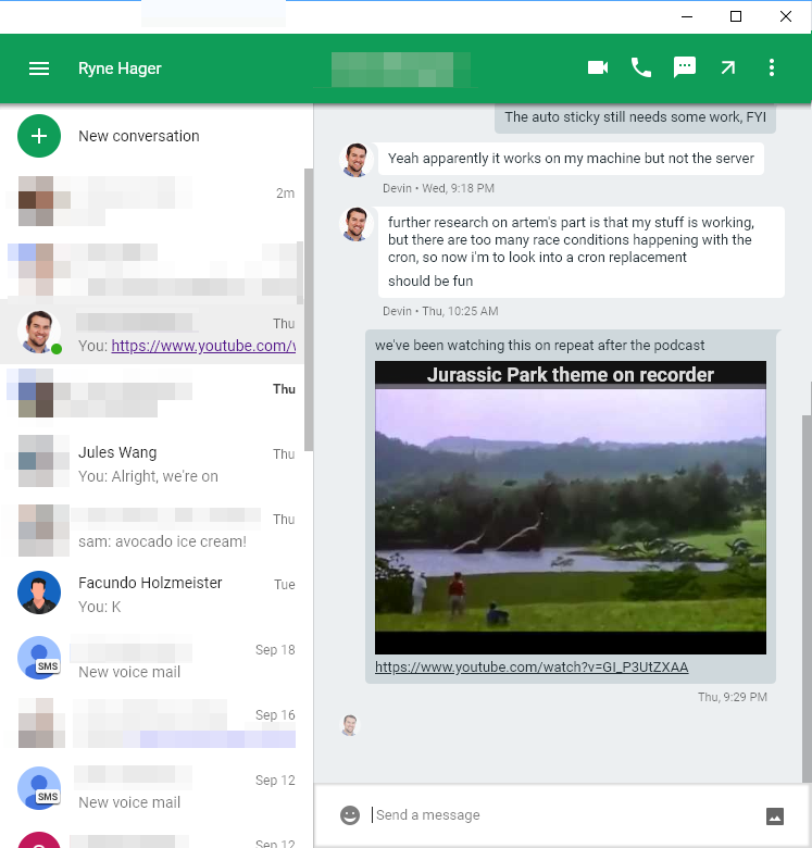 Google's Hangouts Chrome app will stop working 'soon'