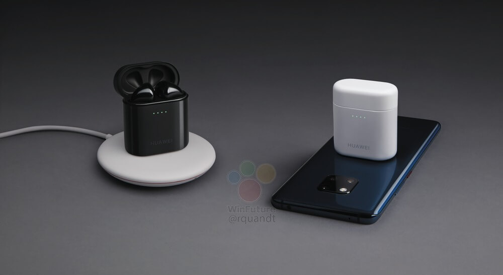New Huawei earbuds offer unique power combination