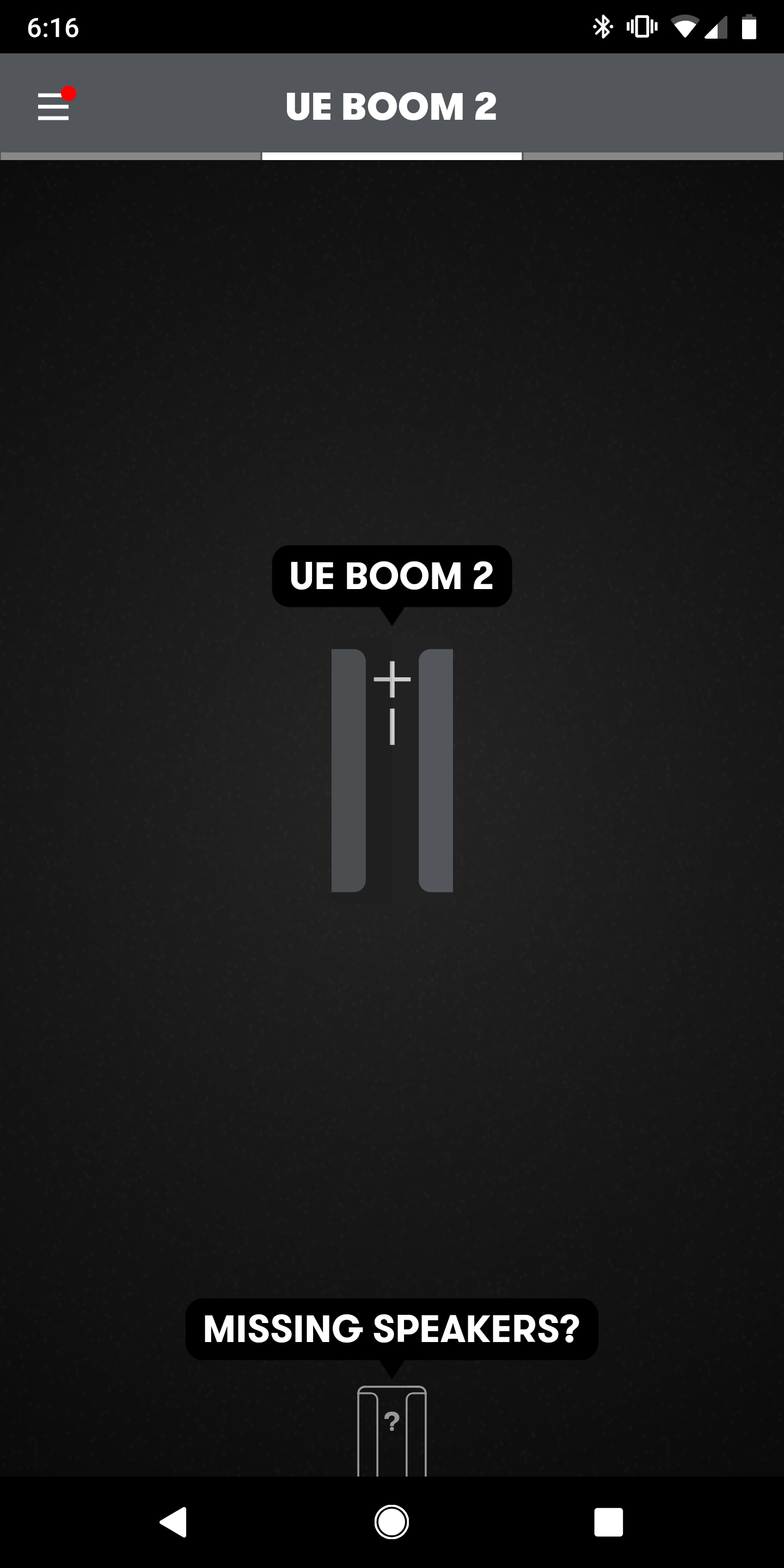 Update: Statement] The latest Ultimate Ears BOOM app update removes