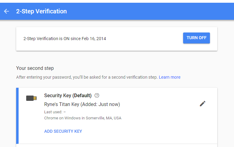 Google Titan Security Key review: A $50 hardware 2FA bundle