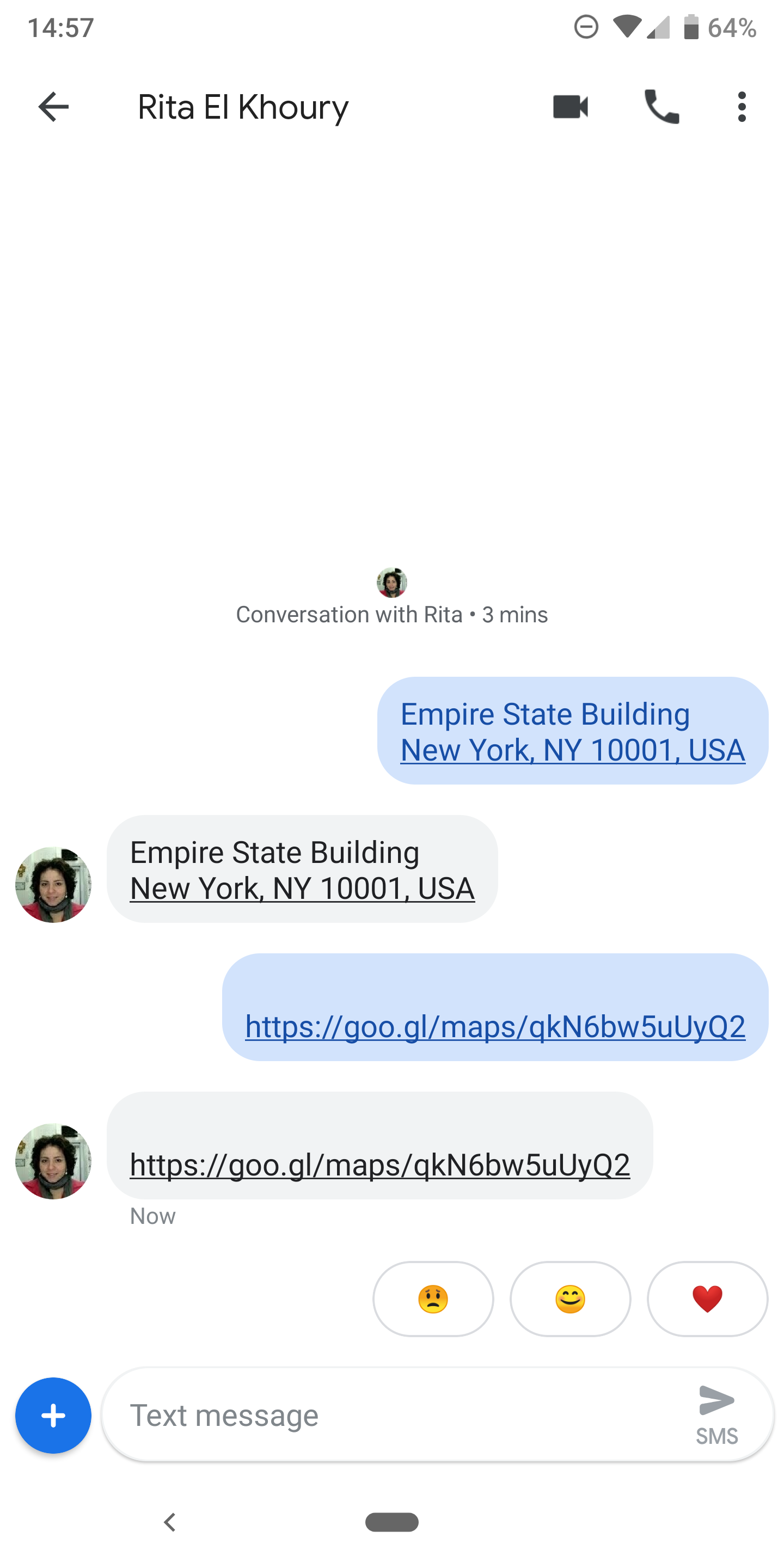 Messages 3 7 adds contact sharing, fully rolls out Automatic