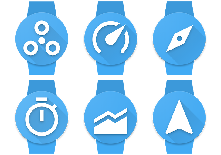 Appfour releases 6 new apps for Wear OS: Altimeter, Compass, GPS