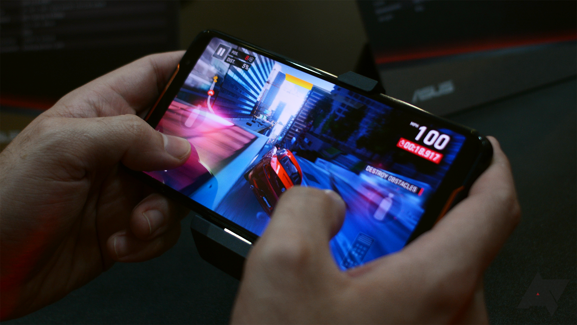 ASUS' first gaming-focused ROG Phone finally starts getting