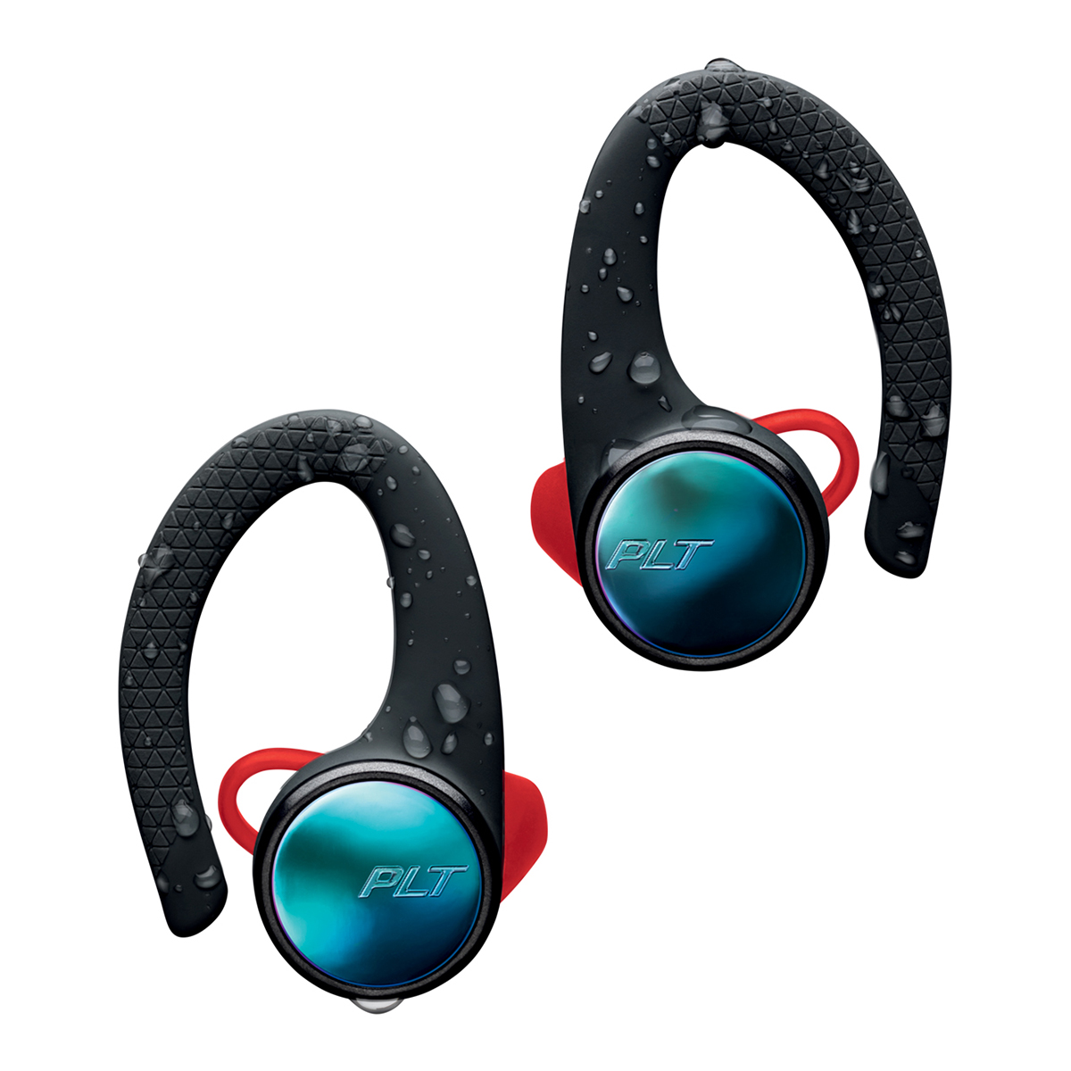 Plantronics Backbeat Fit 3100 2100 And 350 Quick Review Sports Soul Run Free Pro Wireless Bluetooth Earphone Headset Storm Black The Is Available In Two Colors Red Left Grey Right