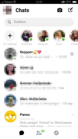 flirting signs on facebook messenger online facebook page