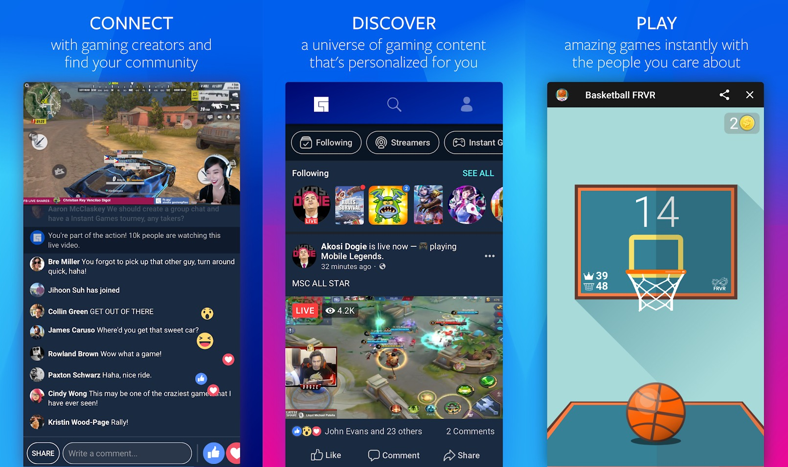 Update: APK Download] Facebook's gaming hub now has an Android app