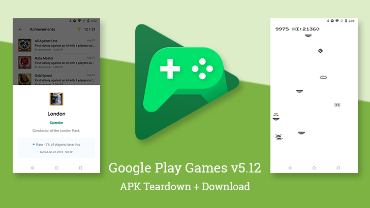 Google Play Games v5 12 adds hidden Doodle Jump easter egg