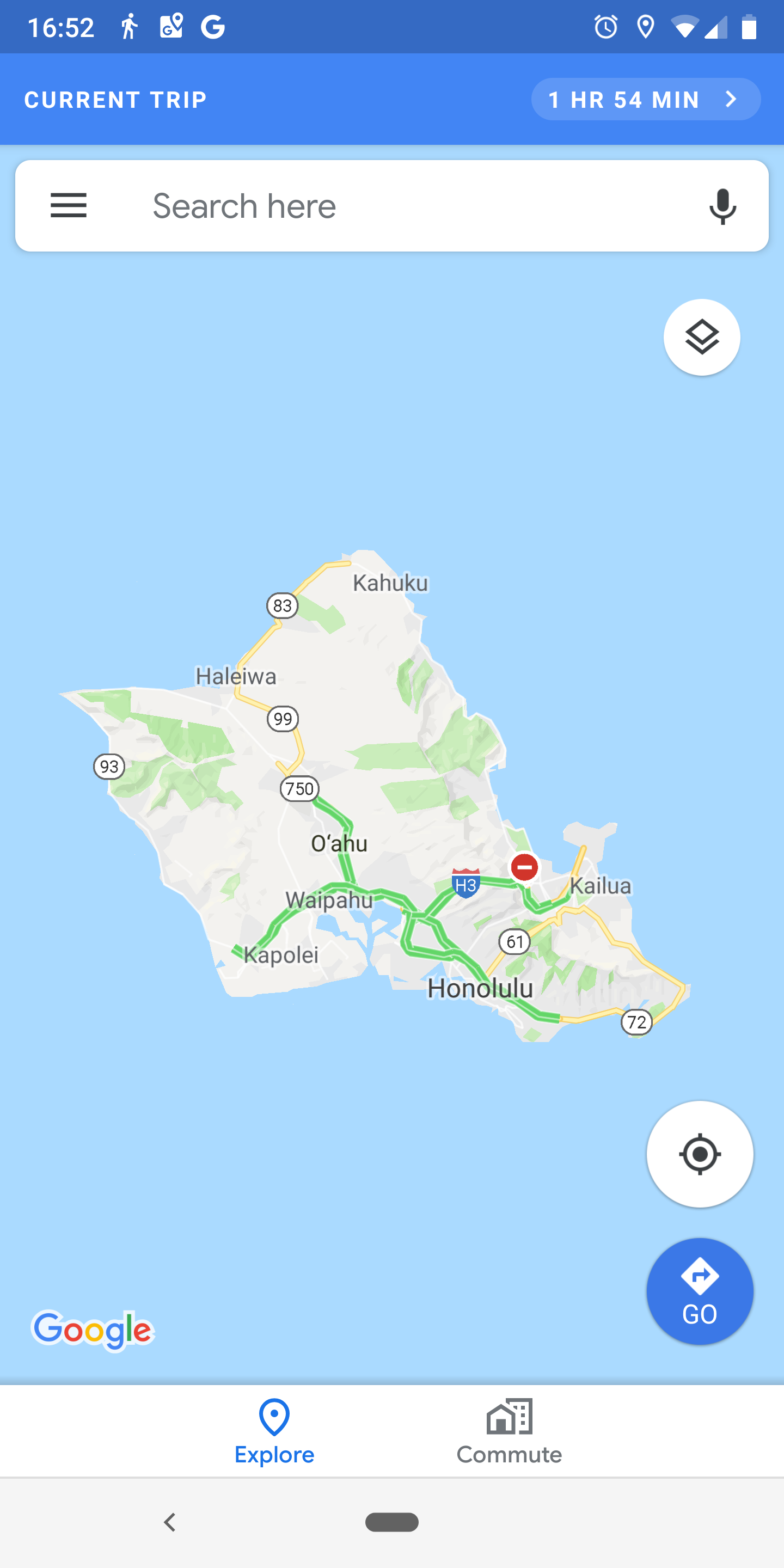 Resume Navigation Stunning Google Maps Tests An Option To Back Out Of Navigation Without