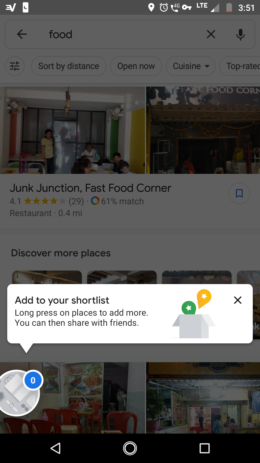 Update: Official] Google Maps' group planning Shortlist ... on places on gps, places on facebook, places on mail,