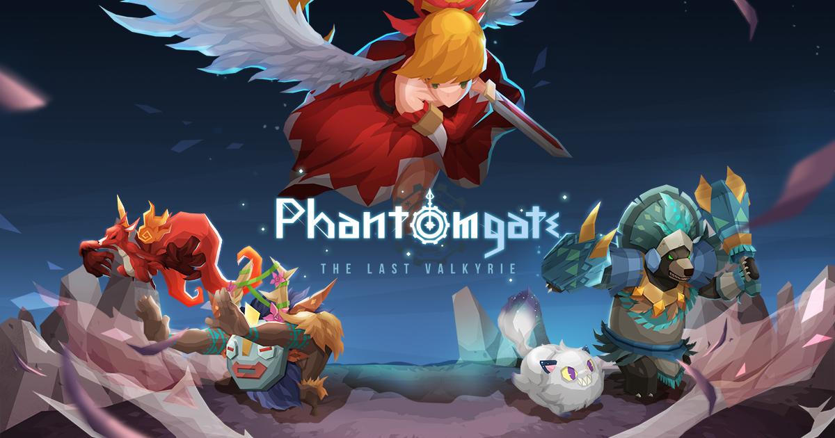Netmarble's turn-based gacha RPG 'Phantomgate: The Last Valkyrie' is