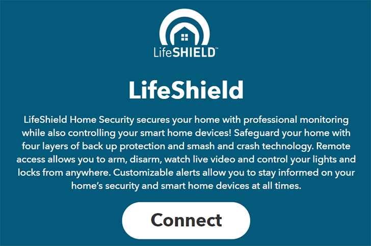 IFTTT adds 24 new services, including LifeShield, Fibaro
