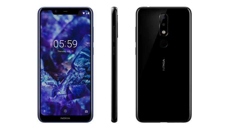 Nokia 5.1 Plus handsets are starting to receive Android 10