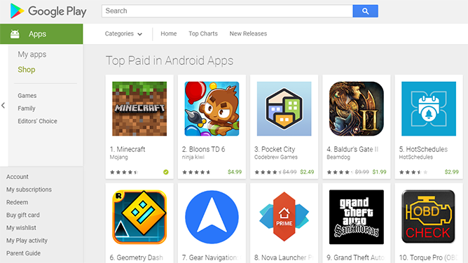 Opinion: Google's 30% cut of Play Store app sales is nothing