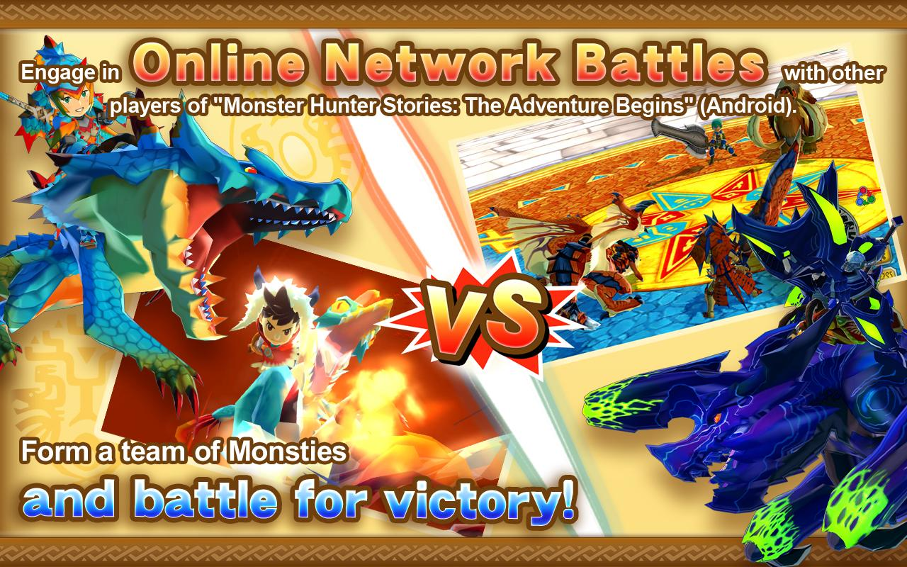 Monster Hunter Stories by Capcom is available for Android