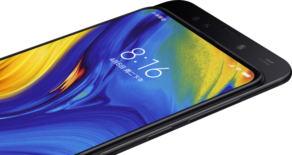 Image result for Mi Mix 3  pic