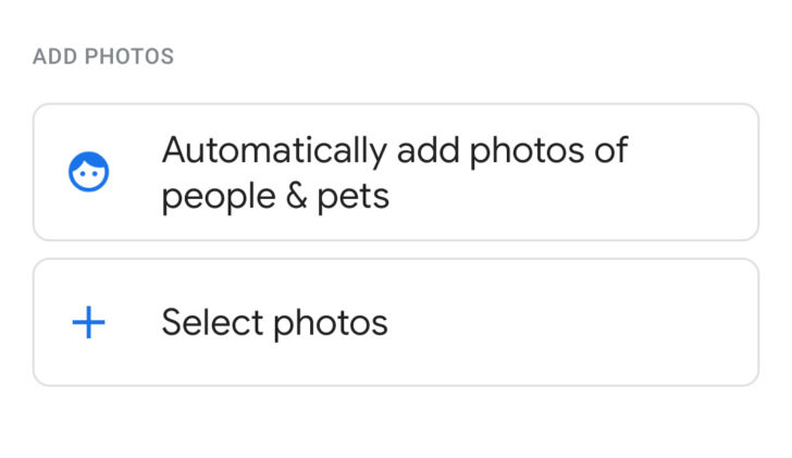 Live Albums are rolling out to Google Photos [APK Download]