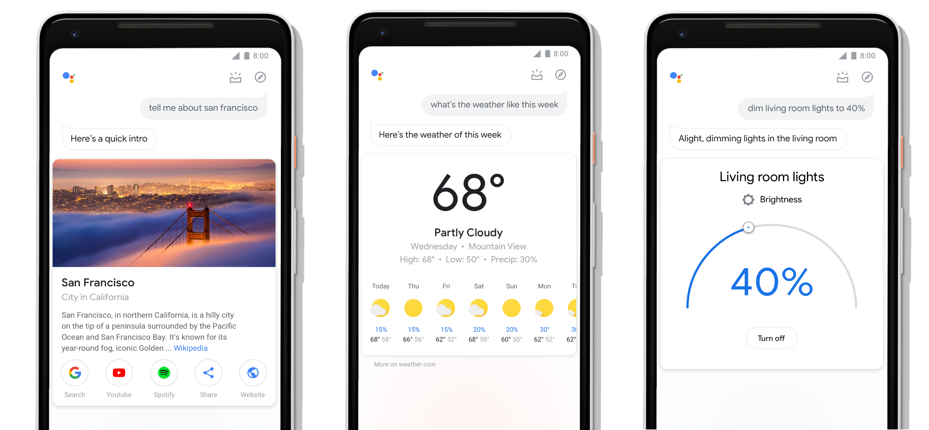 Google Assistant redesign is official: bigger visuals ...
