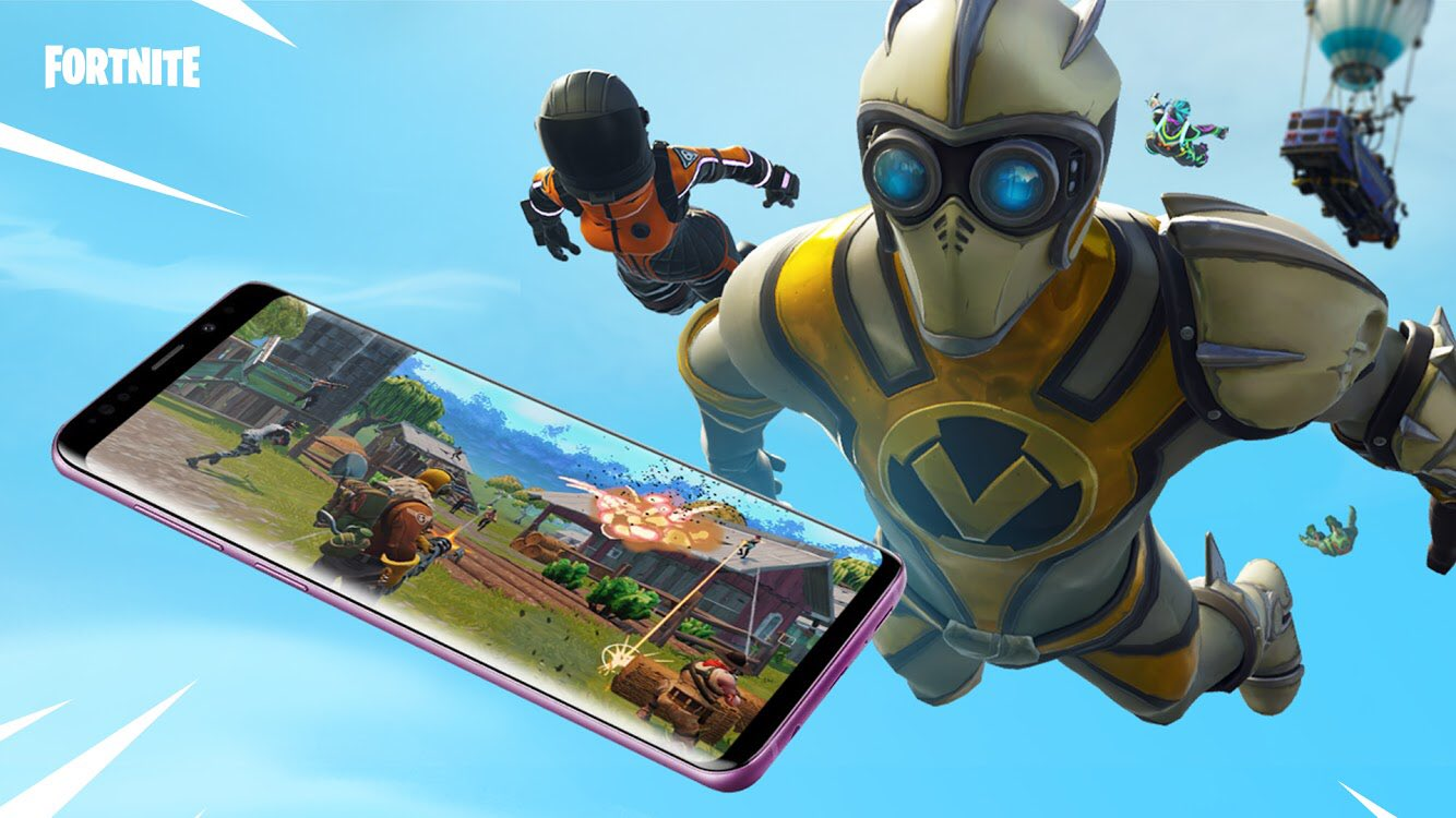 Fortnite on Android Available for Everyone Now