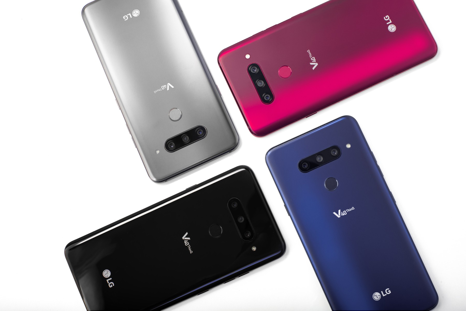 LG V40 ThinQ receives Android Pie on AT&T