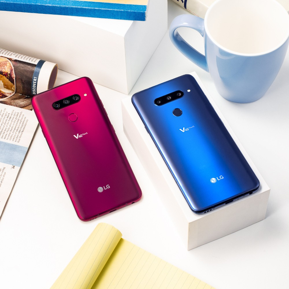 Update: Get your pre-order on] The LG V40 is official: Where