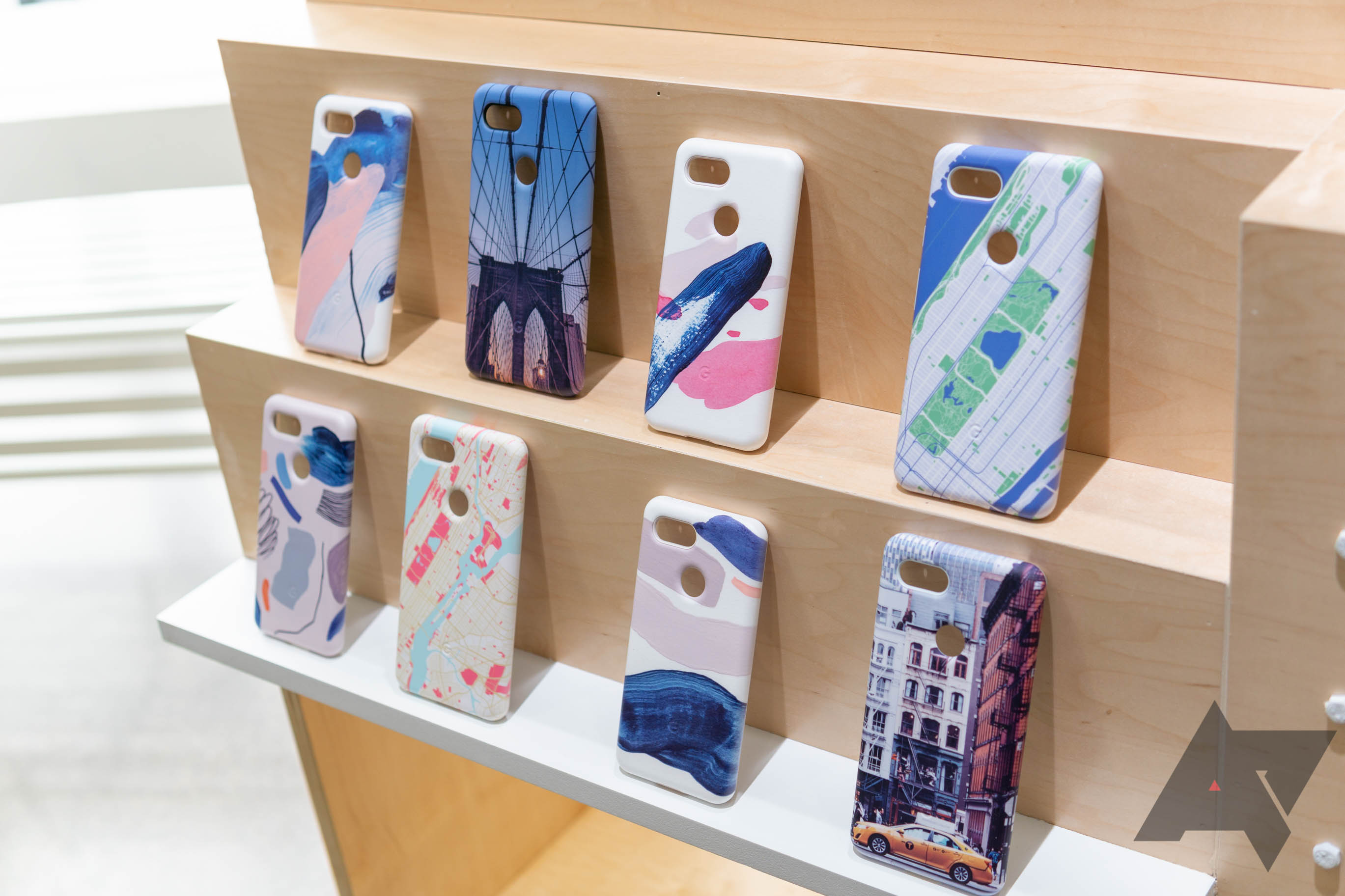 Google quietly removed custom 'My Case' option for Pixels from its store