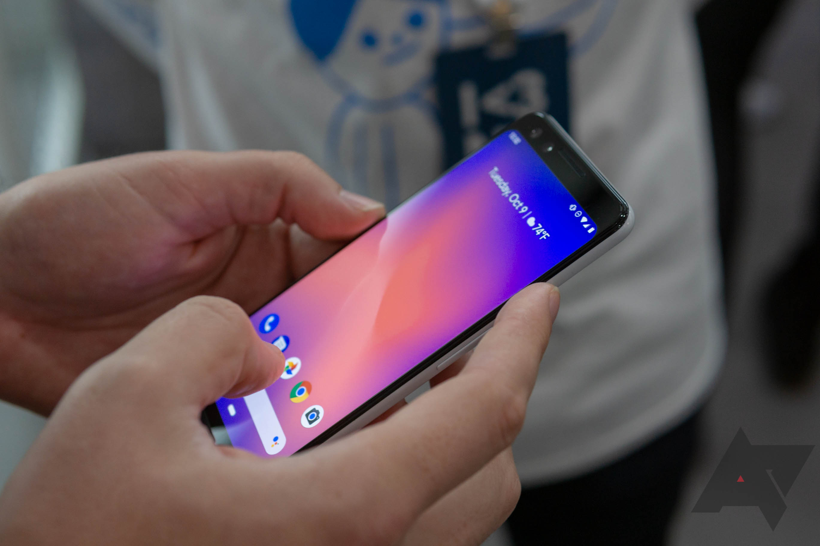 Pixel 3 first impressions: Probably the best