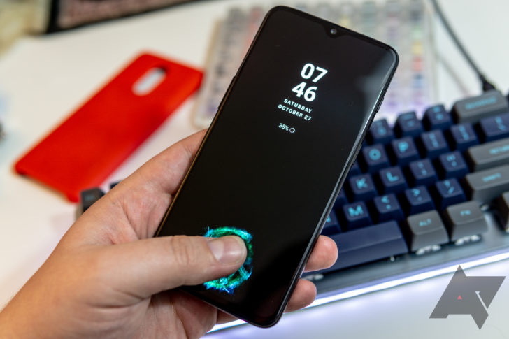 QnA VBage [Update x2: T-Mobile statement] Latest T-Mobile OnePlus 6T update breaks Google Play certification for some