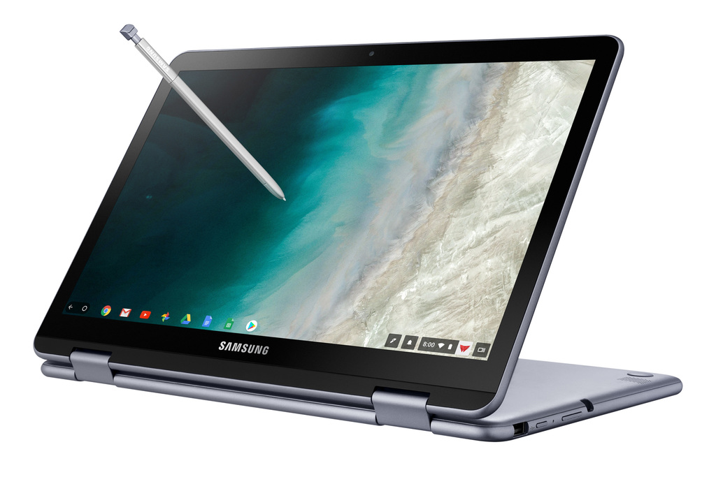 Samsung's newest Chromebook Plus V2 has LTE connectivity
