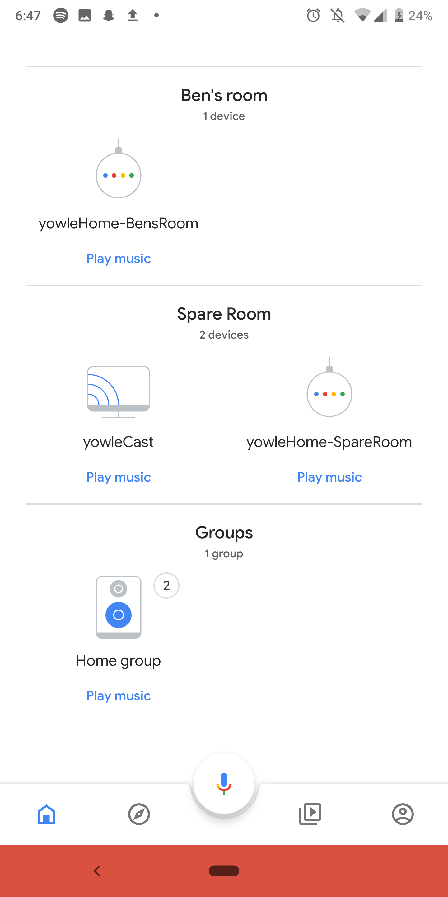 Update: APK Download] Google Home app gets smart home controls