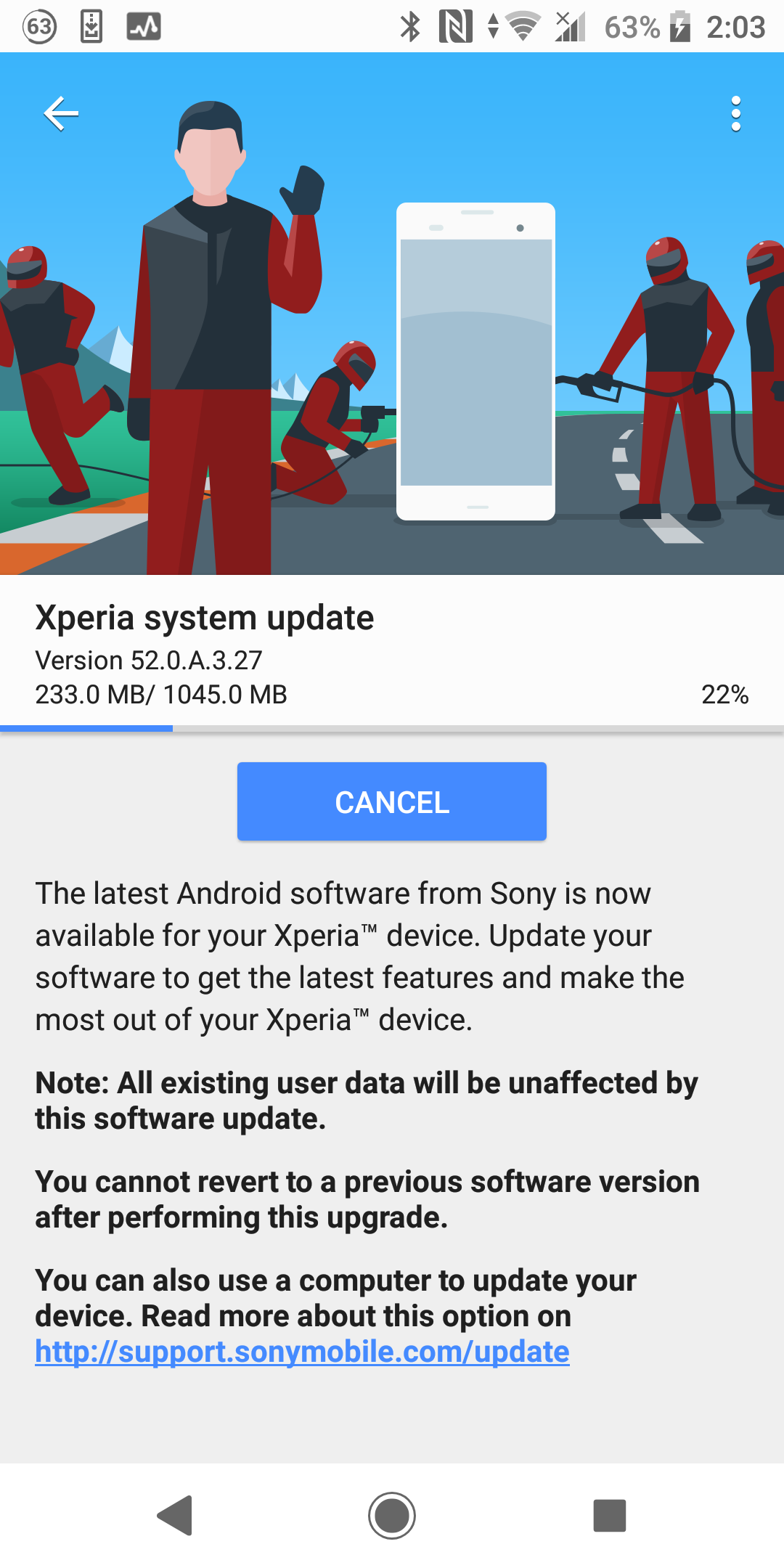 Sony Xperia XZ2 and XZ2 Compact now receiving Android 9 Pie