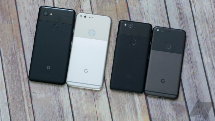 Google Pixel 3 colors leaked: See Pink up close
