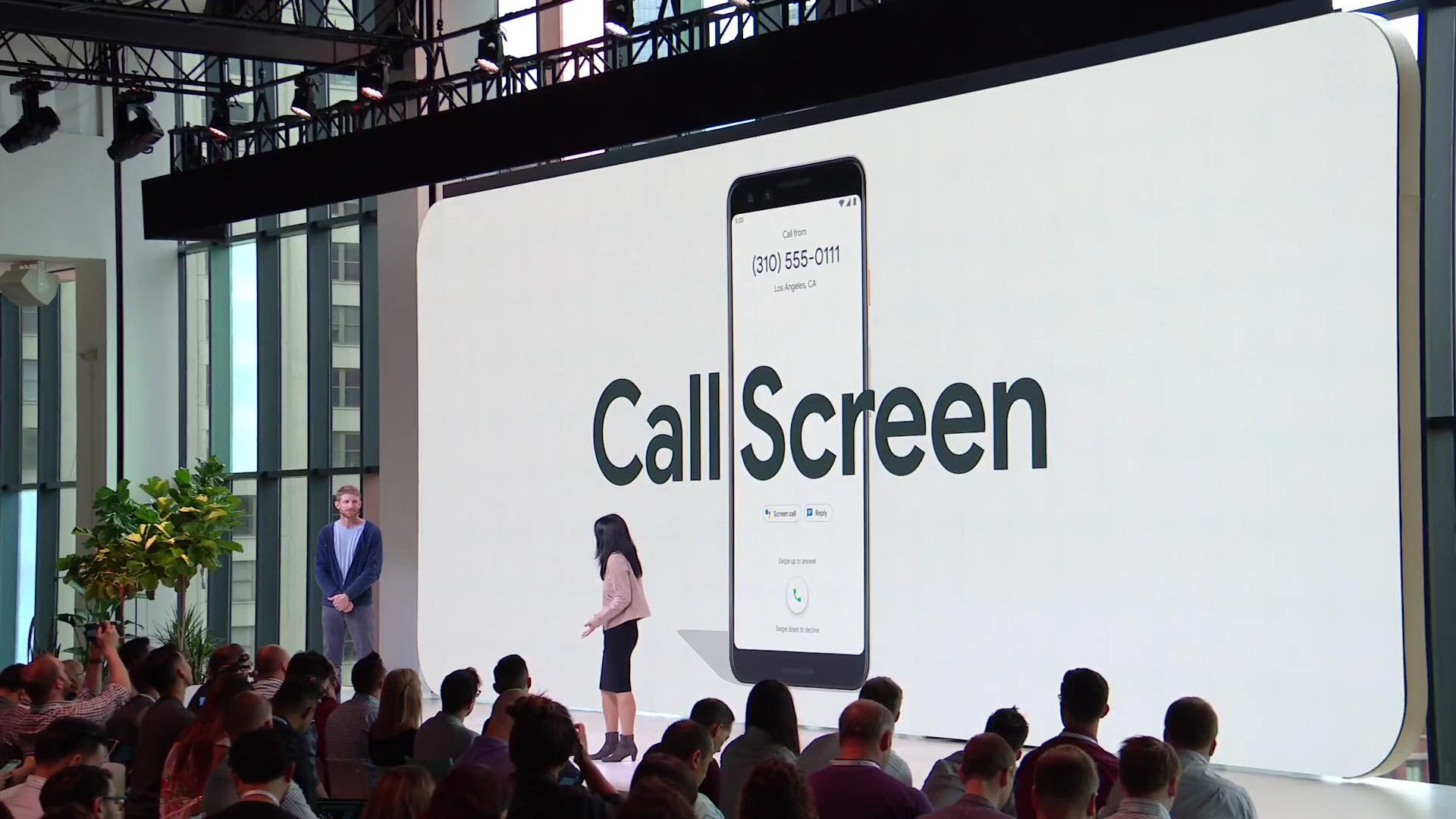 Call Screen rolling out to first-gen Pixel and Pixel XL