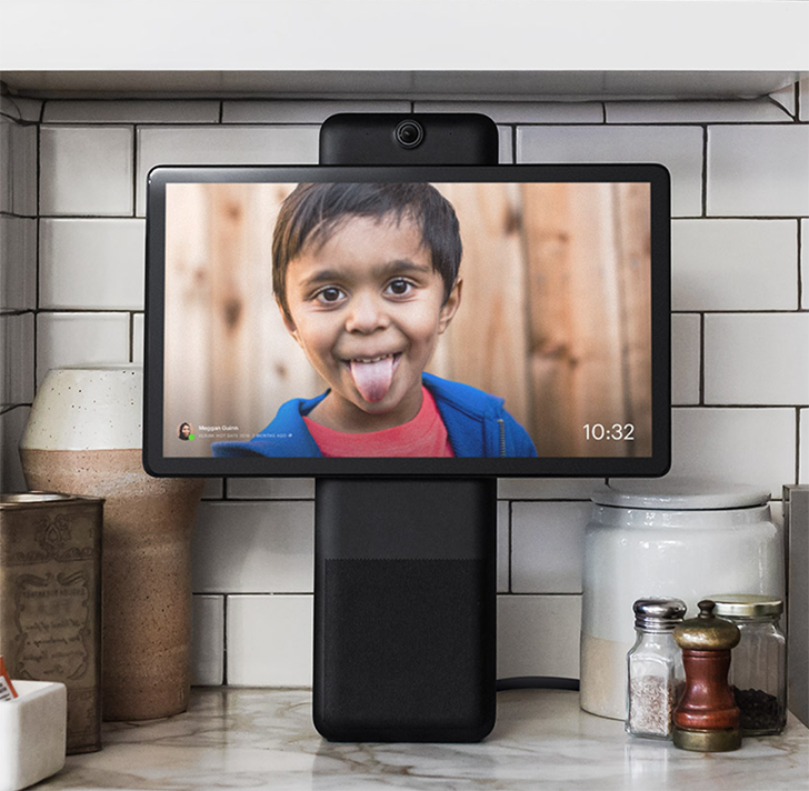 facebook reveals portal video calling devices assures public they were 39 built with privacy 39 in mind. Black Bedroom Furniture Sets. Home Design Ideas