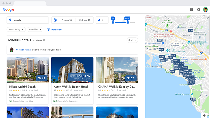Google Is Making A Real Effort To Enhance Its Travel Features Across Variety Of Platforms Lately Over The Past Few Months Search Giant Updated