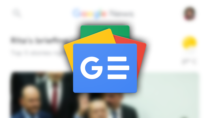 Google's News tab gets a more transparent redesign