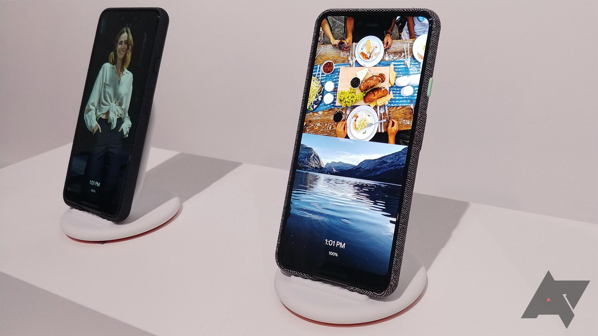 flipboard pixel stand impressions google 39 s renewed. Black Bedroom Furniture Sets. Home Design Ideas