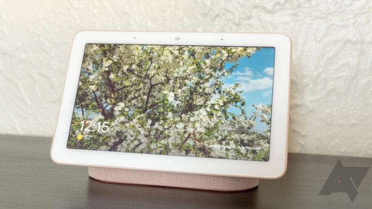 Google Nest Hub drops to just $65 (50% off) on Rakuten