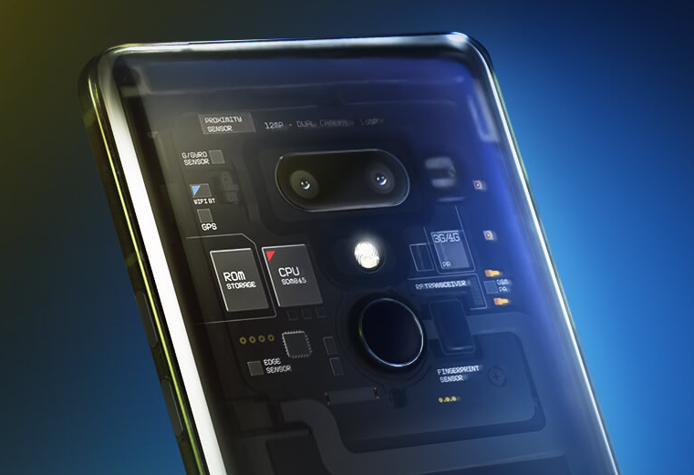 HTC says it's making a second blockchain phone